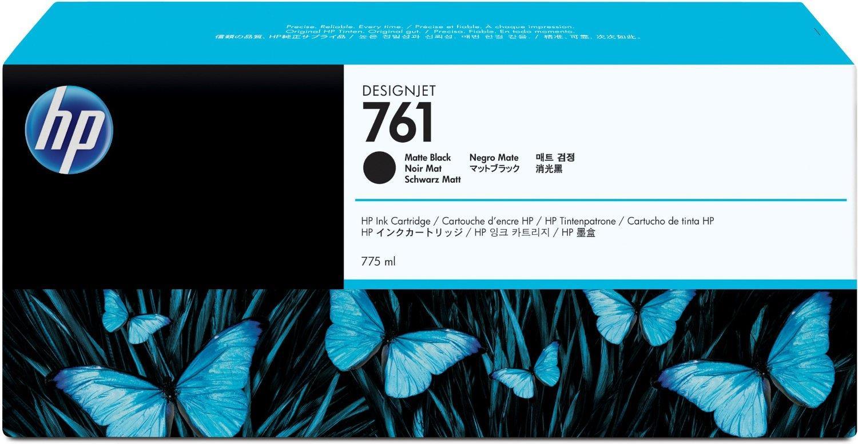 (Уценка) Оригинальный картридж HP CM997A (761) (775 мл., черный матовый)