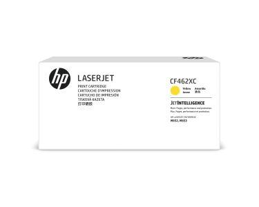 Картридж HP картридж 657XC CF472XC  (желтый, 23000стр.)