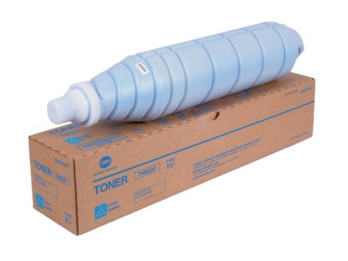 Тонер Konica-Minolta bizhub PRESS C1085/C1100 синий TN-622C