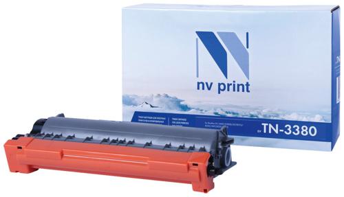 Картридж NVP совместимый NV-TN-3380T для Brother  (8000 стр)