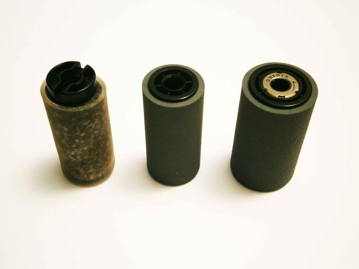 Оригинальный комплект роликов автоподатчика Xerox 604K20760 (3 шт.)