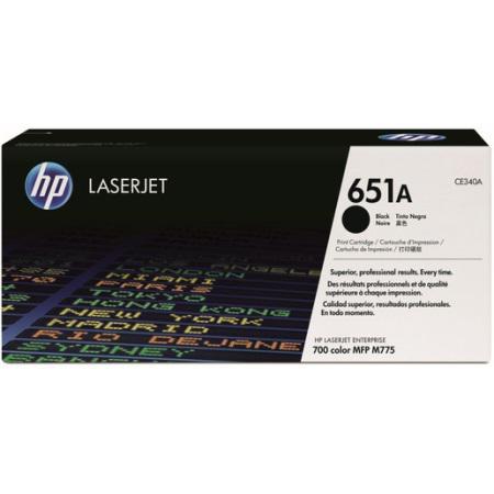 Kартридж HP 651A для HP LaserJet 700 color MFP M775 черный (16 000 стр.)