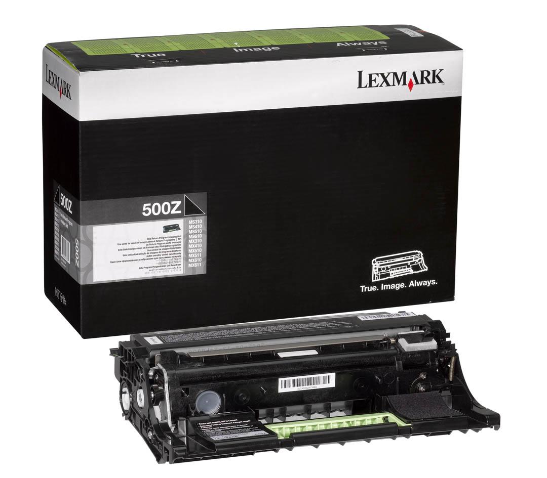 Оригинальный фотобарабан Lexmark 50F0Z00 (60000 стр., черный)