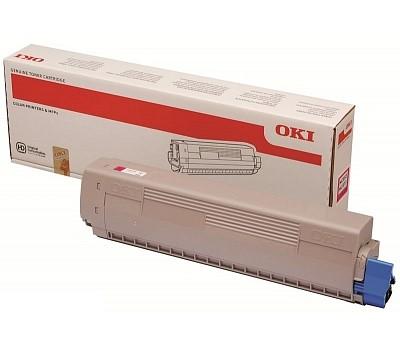 Тонер-картридж Oki MC853/873 7.3K (magenta)