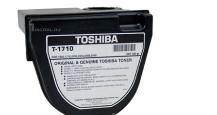 60066062020/T-1710/T-1650 Тонер TOSHIBA  1650 (О) (туба 300г)