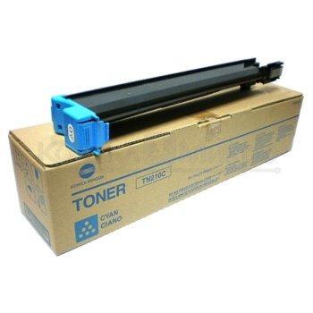 Тонер Konica-Minolta TN-210C для bizhub C250/252 голубой (12 000 стр.)