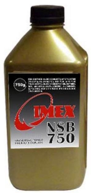 (Уценка)Тонер BROTHER Universal Tipe NSB-750 (фл 750 гр) Gold IMEX