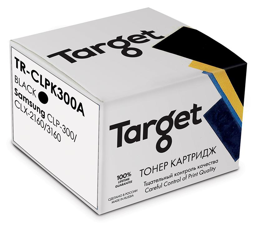 Совместимый картридж Target CLP-K300A (Чёрный, 2000 стр.)