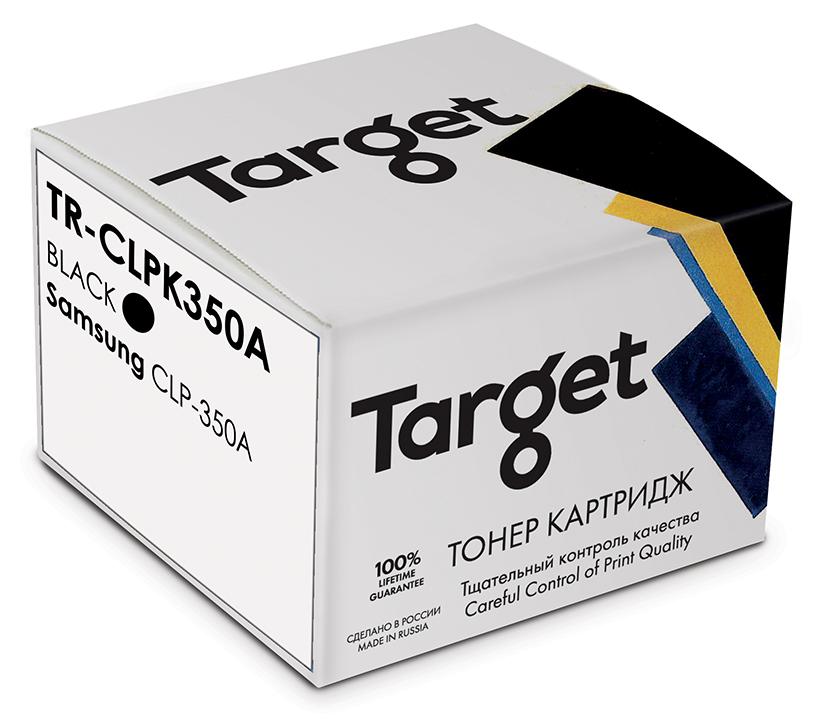 Совместимый картридж Target CLP-K350A (Чёрный, 4000 стр.)