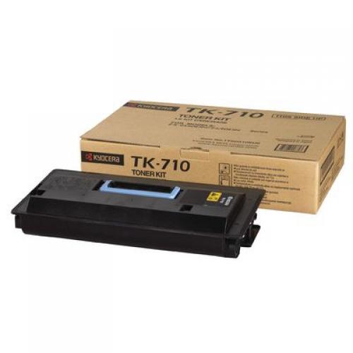 Тонер-картридж TK-710 40 000 стр. Black для FS-9130DN/9530DN
