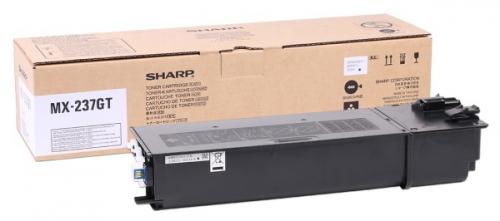 Оригинальный тонер-картридж Sharp MX237GT (20000 стр., черный)