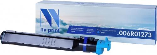 Картридж NVP совместимый NV-006R01273 Cyan для Xerox WorkCentre 7132/7232/42 (8000 стр)