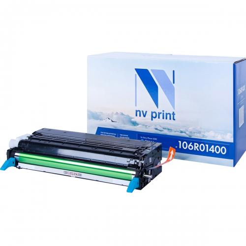 Картридж NVP совместимый NV-106R01400 Cyan для Xerox Phaser 6280 (5900 стр)