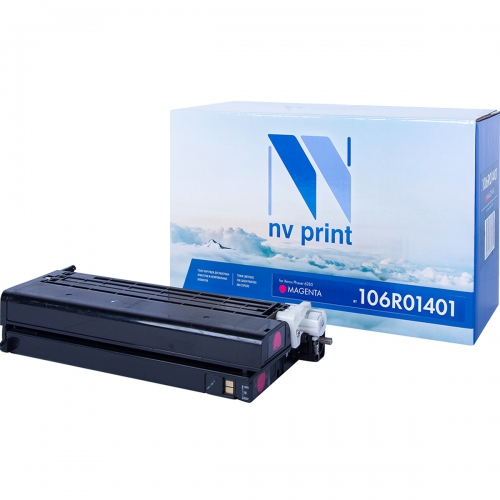 Картридж NVP совместимый NV-106R01401 Magenta для Xerox Phaser 6280 (5900 стр)