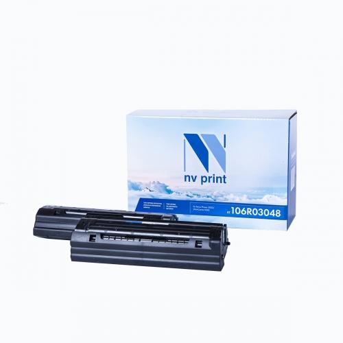 Картридж NVP совместимый NV-106R03048 для Xerox Phaser 3020/WorkCentre 3025 (3000 стр)