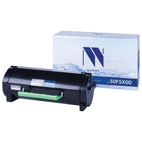 Картридж NVP совместимый NV-50F5X00 для Lexmark MS 410/ 410d/ 410dn/ 415/ 415dn/ 510/ 510dn/ 610/ 610de/ 610dn/ 610dte (10000 стр)