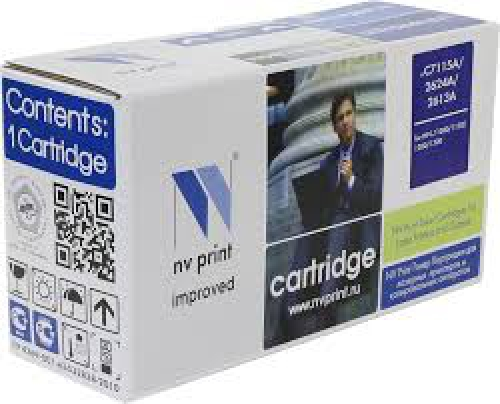 Совместимый картридж NV Print для HP C7115A/2624A/2613A (2500 стр., черный)