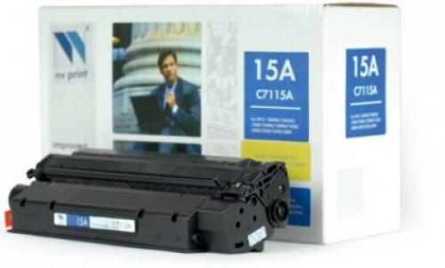 Совместимый картридж NV Print для HP C7115A (2500 стр., черный)