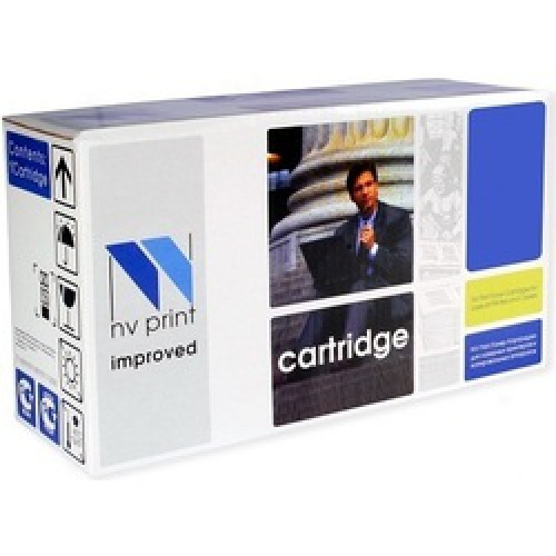 Совместимый картридж NV Print для HP CB381A (21000 стр., голубой)