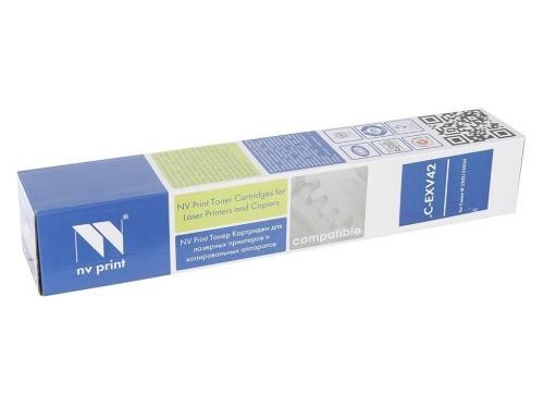 Совместимый картридж NV Print для Canon C-EXV42 (10200 стр., черный)