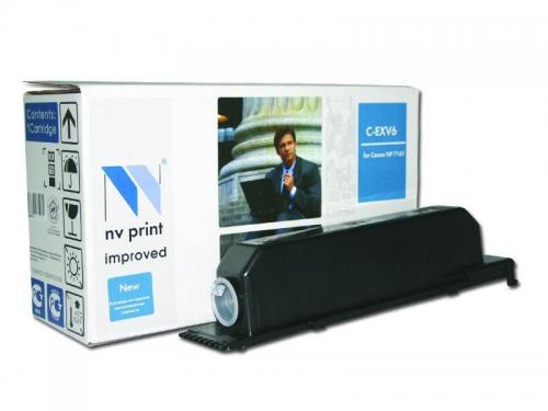 Совместимый картридж NV Print для Canon C-EXV6/NPG-15 (6900 стр., черный)