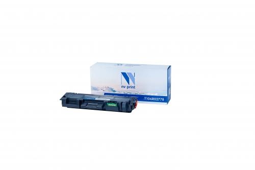 Картридж NVP совместимый NV-T106R02778 для Xerox Phaser 3052/3260/WorkCentre 3215/3225 (3000 стр)