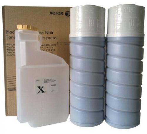 006R01046 Тонер-картридж Xerox DC 535/545/555/WC PRO-35/45/55/232/238/245/255/5735/5632/5638/5645/5655/5740/5050/5030, (2шт. в упаковке)