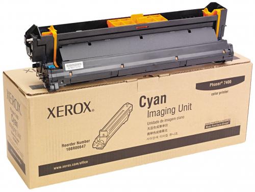 Барабан XEROX Phaser 7400 cyan (108R00647)