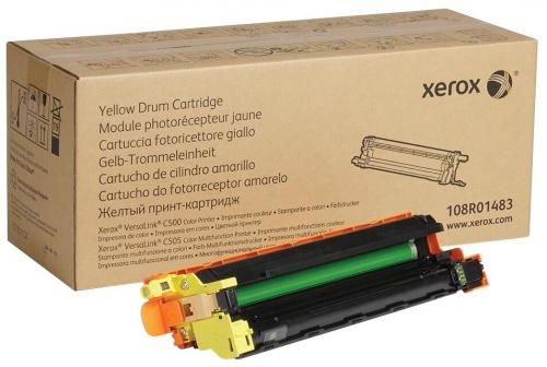 Барабан XEROX VersaLink C500/C505 желтый (40K) (108R01483/108R01512)