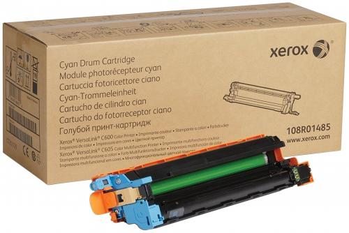Барабан XEROX VersaLink C600/C605 голубой (40K) (108R01485/108R01514)