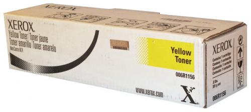 Оригинальный тонер-картридж Xerox 006R01156 (15000 стр., желтый)
