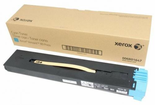 Оригинальный тонер-картридж Xerox 006R01647 (22000 стр., голубой)