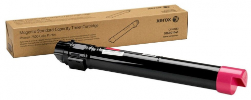 Оригинальный тонер-картридж Xerox 106R01441 (9600 стр., пурпурный)