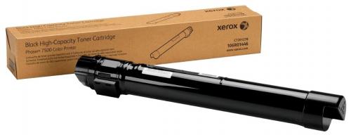 Оригинальный тонер-картридж Xerox 106R01446 (17800 стр., черный)