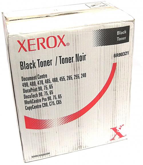 006R90321 Тонер-картридж XEROX DC 255/65/460/70/80/90 WCP 65/WCP65/75/90, (1шт.)