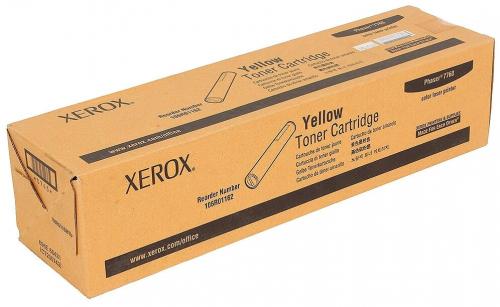 106R01162 Тонер XEROX Phaser 7760 желтый (25K)