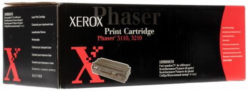 Оригинальный картридж Xerox 109R00639 (3000 стр., черный)