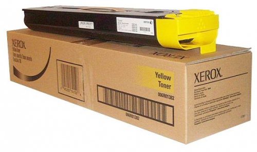 Оригинальный тонер-картридж Xerox 006R01382 (22000 стр., желтый)