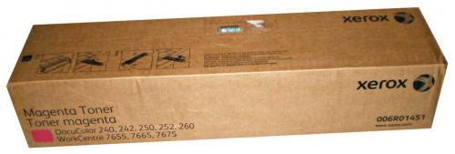 Оригинальный тонер-картридж Xerox 006R01451 2 тубы (34000 стр., пурпурный)