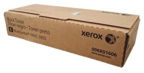 ОРИГИНАЛЬНЫЙ КАРТРИДЖ Xerox 006R01606 (124000., черный) ДЛЯ Xerox WorkCentre 5945, Xerox WorkCentre 5955
