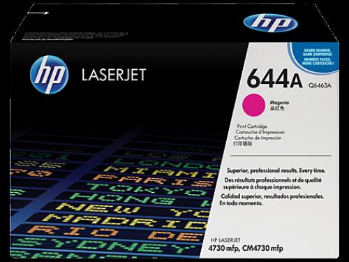ОРИГИНАЛЬНЫЙ КАРТРИДЖ HP Q6463A (12000 СТР., ПУРПУРНЫЙ) ДЛЯ HP COLOR LASERJET 4730 MFP | 4730 MFP | CM4730MFP