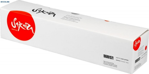 Картридж Sakura 106R01571 для Xerox Phaser 7800, 7800DN (Пурпурный, 17200 стр)
