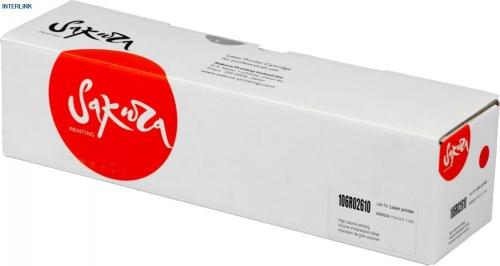 Картридж Sakura 106R02610 для Xerox Phaser 7100N 7100 (Пурпурный, 2x4500 стр)