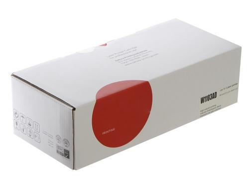Заправочный комплект тонера SAKURA W1103AD для HP Neverstop (черный, 2x2500)
