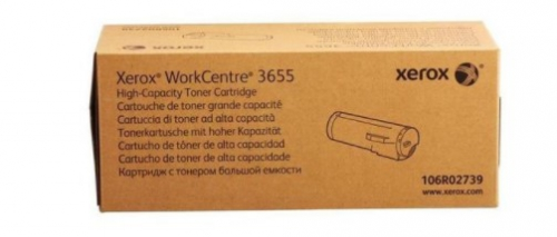 Тонер-картридж XEROX WC 3655X 14.4K (106R02739)