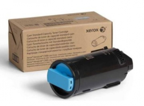 Тонер XEROX VersaLink C500/C505 голубой (2,4K) (106R03877)