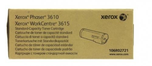 Тонер-картридж XEROX Phaser 3610/WC 3615 5.9K (106R02721)