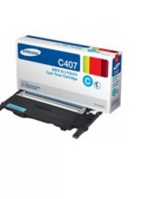 Картридж Samsung CLP-320/325/CLX-3185 1.0K Cyan S-print by HP