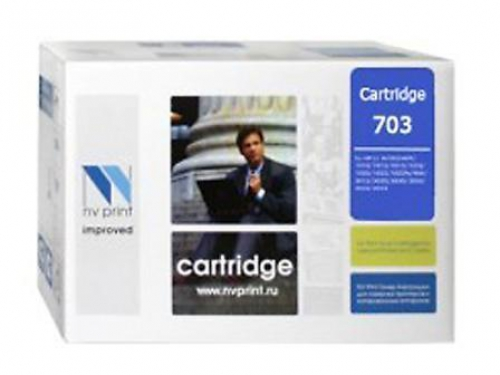 Совместимый картридж NV Print для Canon Cartridge 703 (2000 стр., черный)