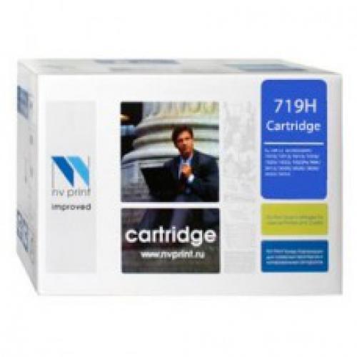 Совместимый картридж NV Print для Canon Cartridge 719H (6400 стр., черный)